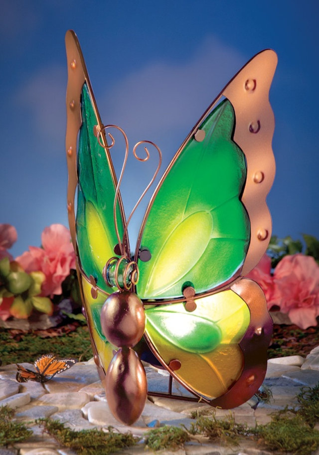 Glass-Butterfly-Solar-Light-Outdoor-Decoration