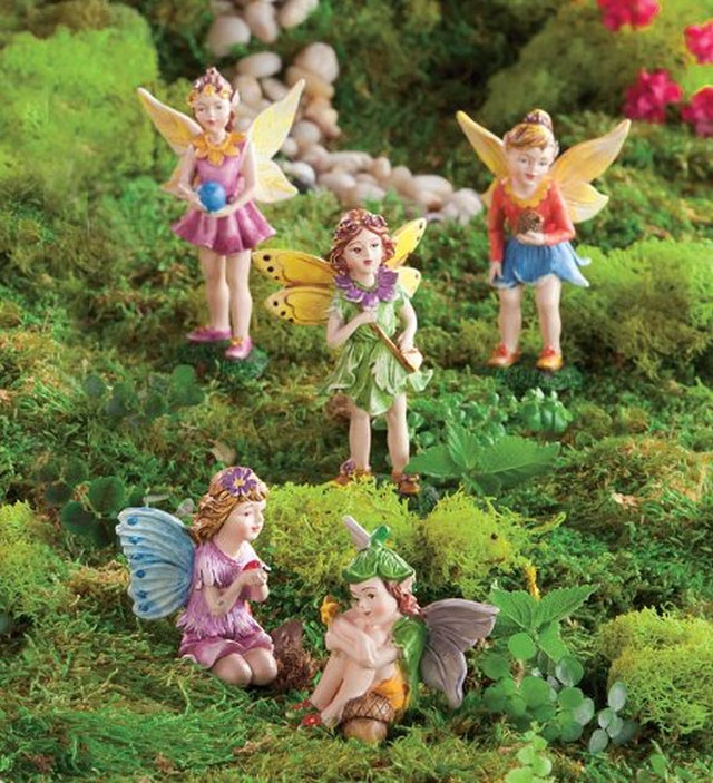 Nature-Themed-Fairies