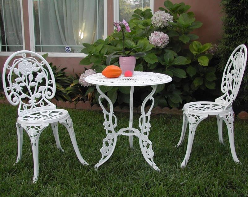 Outdoor Patio Furniture Bistro Set