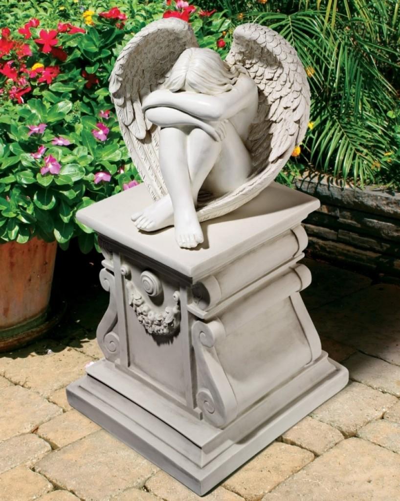 Angel Statue Fresh Garden Decor
