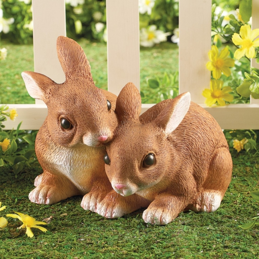 Bunny Rabbit Garden Statues Fresh Garden Decor