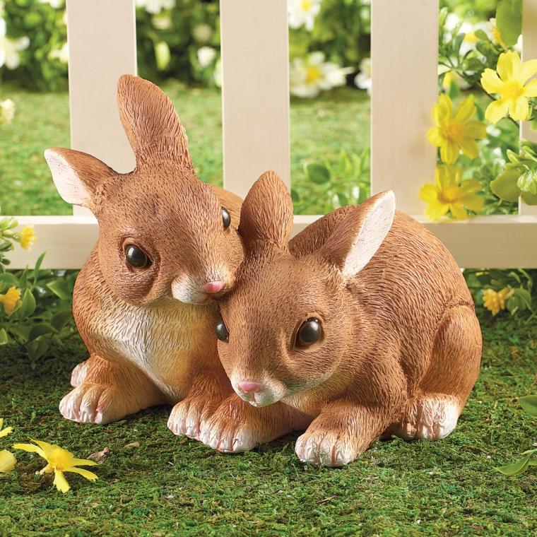 Bunny Rabbit Garden Statues Fresh Garden Decor