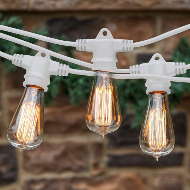Outdoor Weatherproof Commercial Grade String Lights