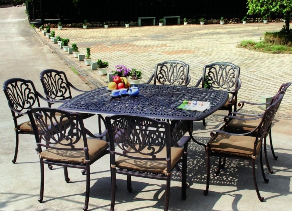 9 Piece Dining Set Fresh Garden Decor