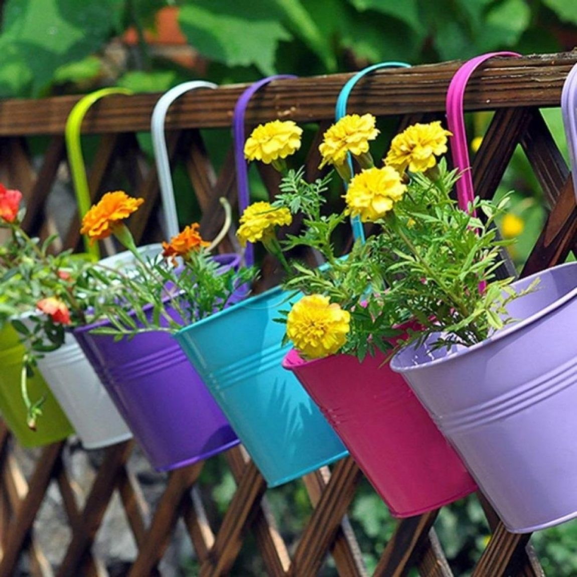 Flower-pot-ideas-for-front-porch - home style diary.