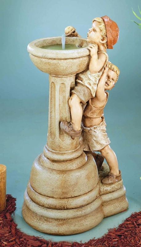 Jack and Jill Fountain