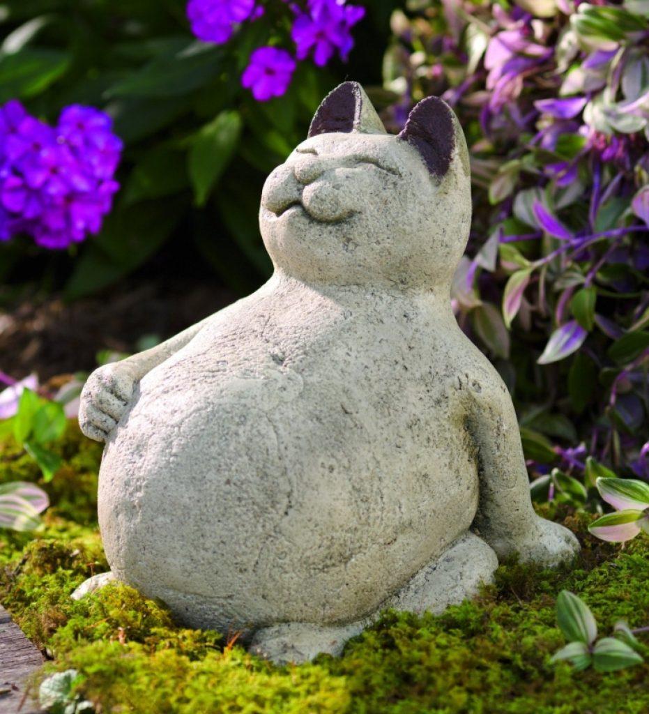 Garden Decor Cats: Fresh Garden Decor