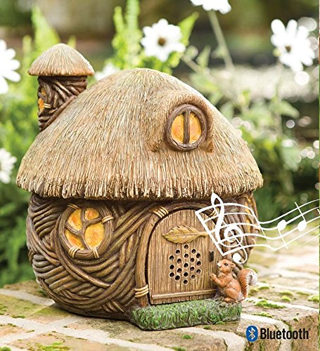 Fairy House Wireless Bluetooth Outdoor Speaker