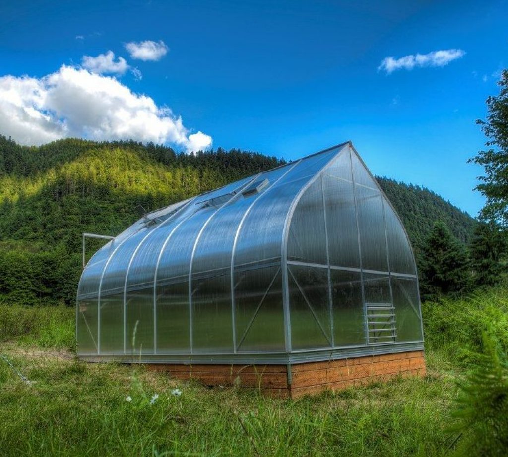 twin wall polycarbonate greenhouse climapod virtue. Black Bedroom Furniture Sets. Home Design Ideas