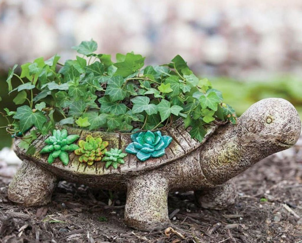Turtle Planter New Creative Succulent Garden Turtle Planter Fresh