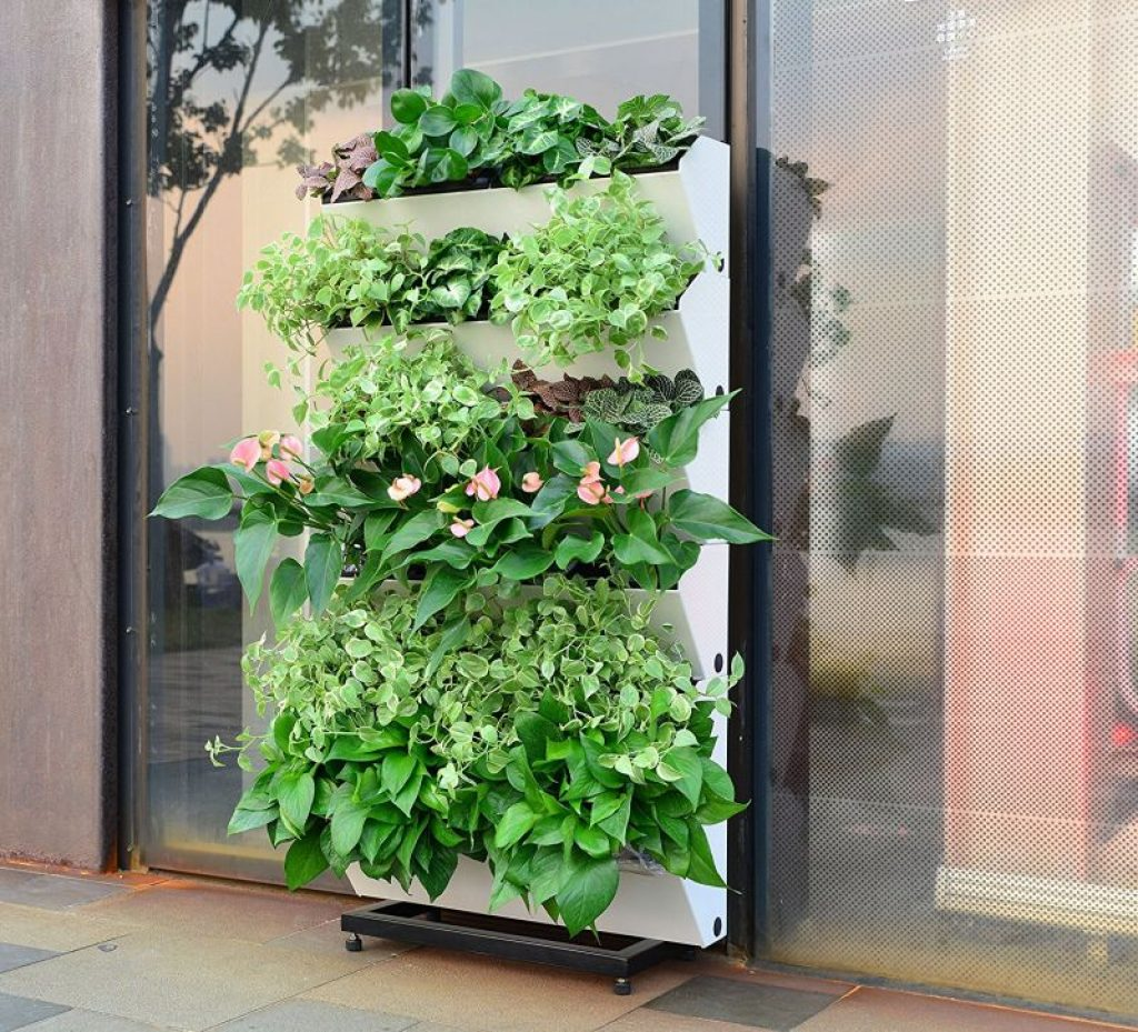Vertical Wall Garden Planter Fresh Garden Decor