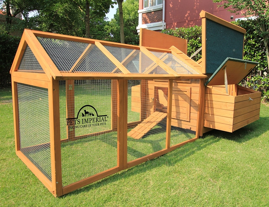 Pets Imperial Double Savoy Large Chicken Coop Fresh