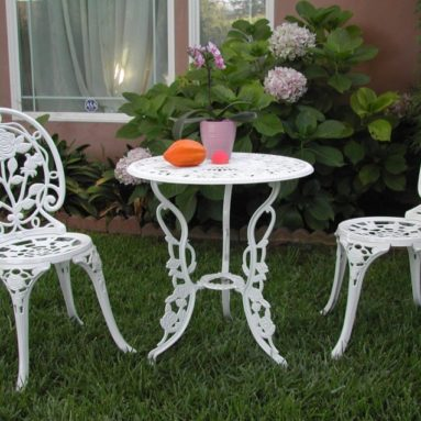 Outdoor Patio Furniture Bistro Set