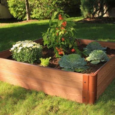 2-Level Raised Garden