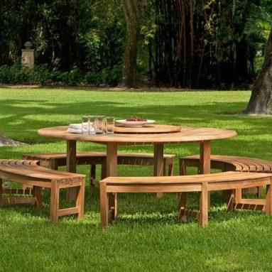 Buckingham Picnic Table Set
