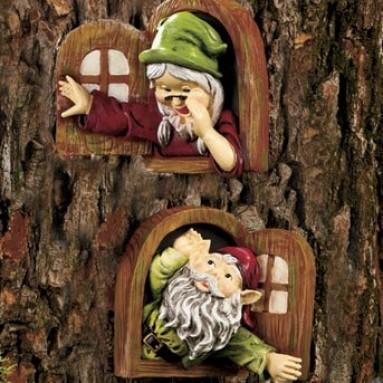 Cute gnomes