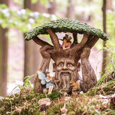 Fairy Garden Ancient Tree Kit