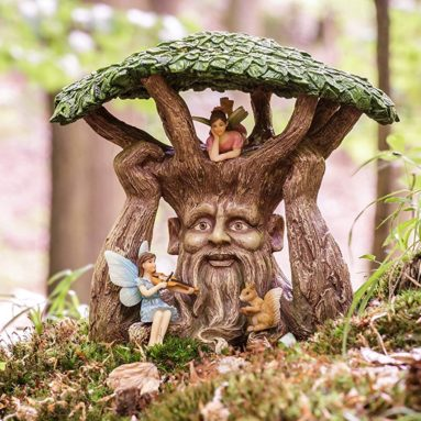 Fairy Garden Ancient Tree Kit