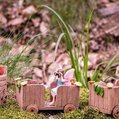 Fairy Garden Train Kit