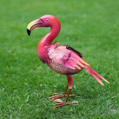 Flamingo Decor Solar Lighting