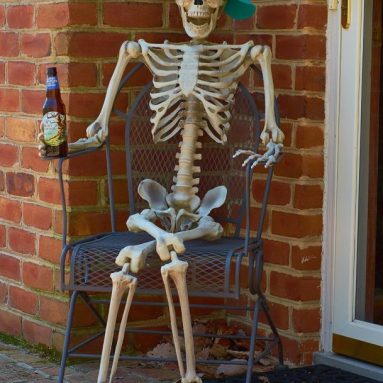 Full Body Halloween Skeleton for Best Halloween Decoration