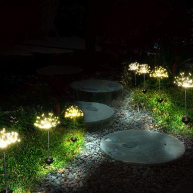 Garden Solar Lights Outdoor