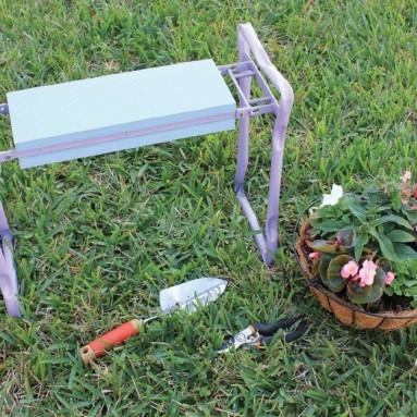 Fold Away Garden Kneeler and Seat