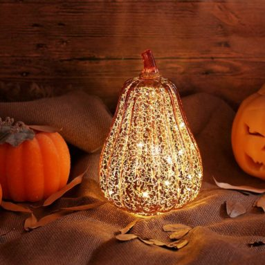 Halloween Pumpkin Lantern Light