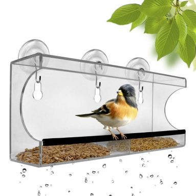 Large Window Bird Feeder