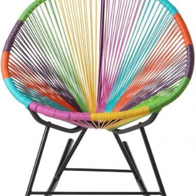 Mayan Hammock Acapulco Rocking Chair