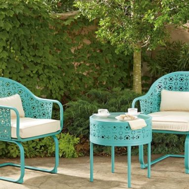 Member's Mark Parker 3-Piece Bistro Set