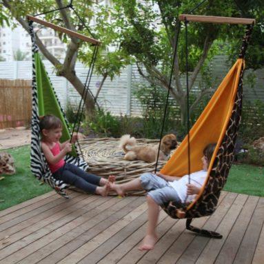 Mini Kids Hanging Chair