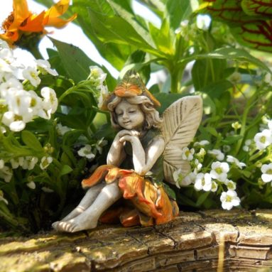 Miniature Garden Fairy Kelly