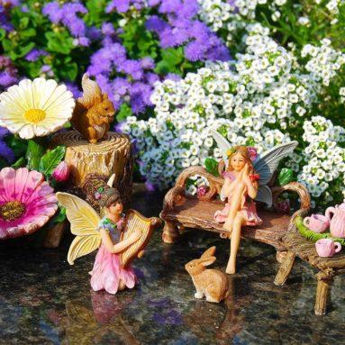 Mood Lab Fairy Garden