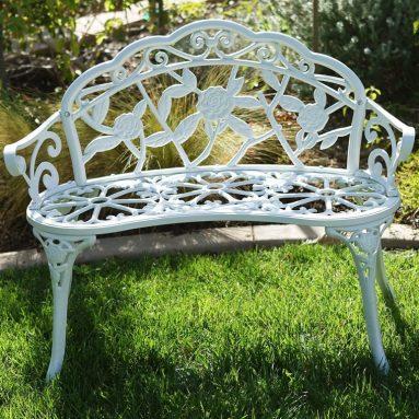 Outdoor Patio Garden Park Bench