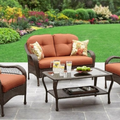 Patio All Weather Outdoor Furniture Set