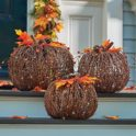 Pumpkins Indoor Outdoor Fall Porch Decoration Autumn