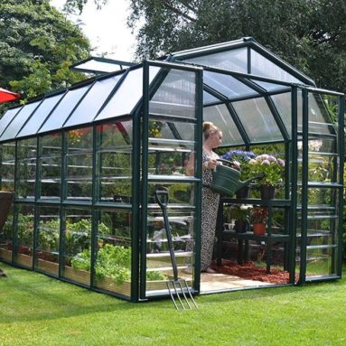Rion Grand Gardener 2 Clear Greenhouse