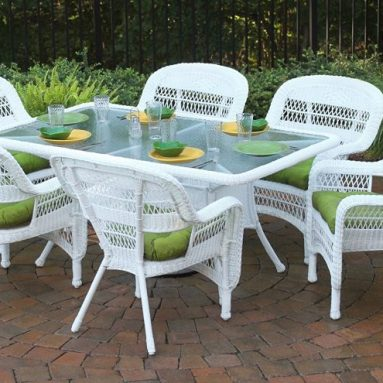 Tortuga Outdoor 7 Piece Portside Dining Set