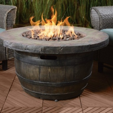Vineyard Propane Fire Table