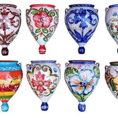 Wall Flower Pot
