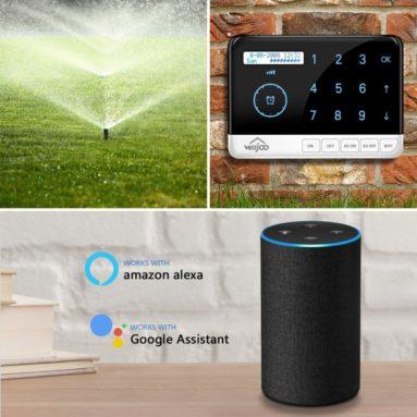 Wiijoo Smart Sprinkler Controller